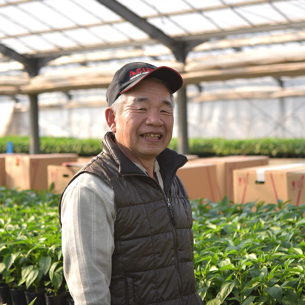 農園-awne【千葉県多古町、苗農家】 – ボラバイト ジャーナル